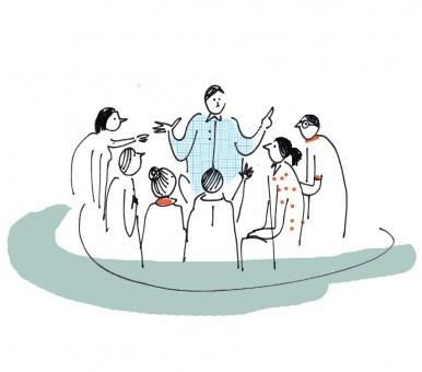 Samenwerken in groepen