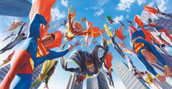 Superman e os Kryptonianos chegam a Terra em cena de Novo Krypton