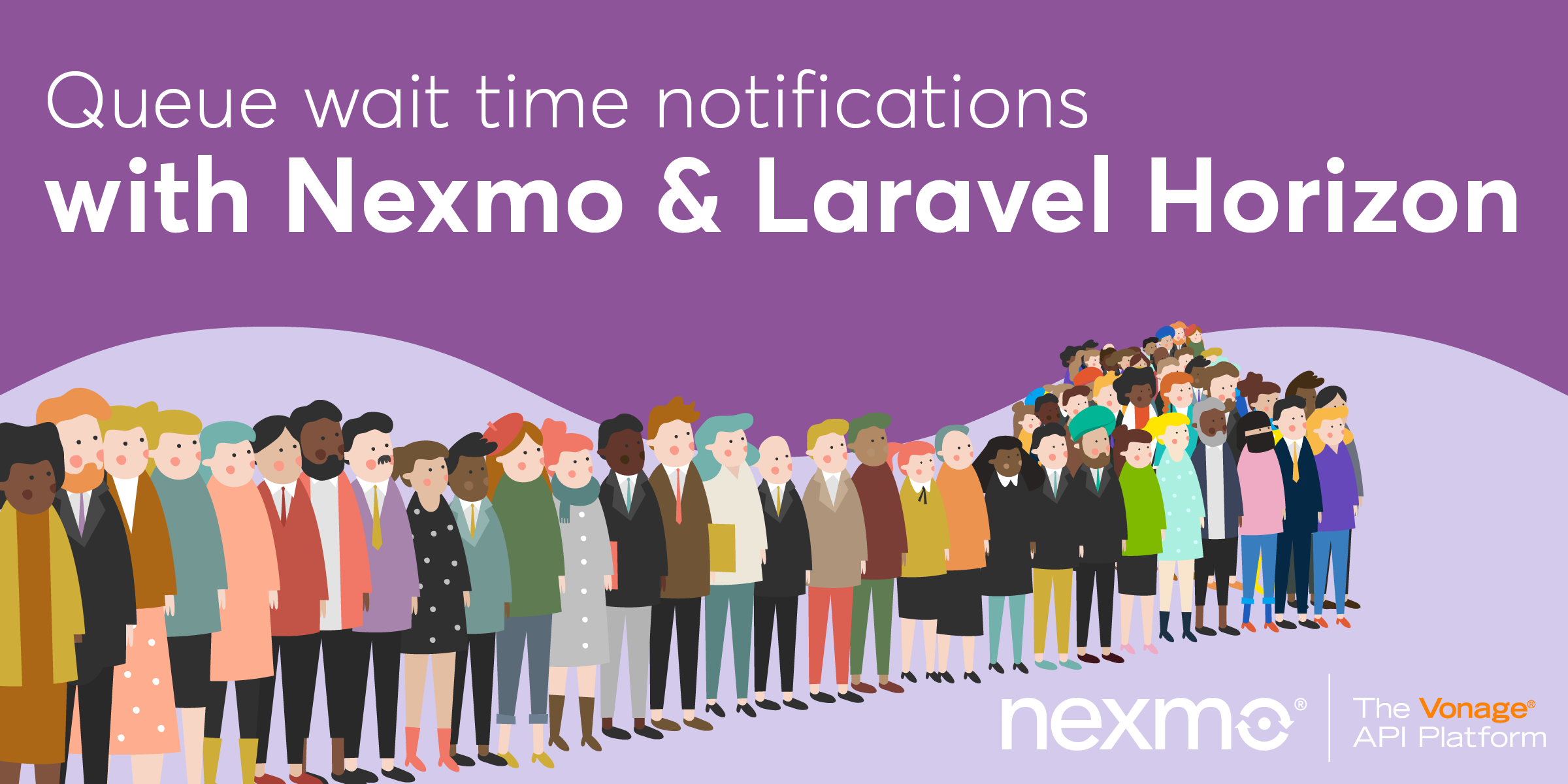 Queue Wait Time Notifications with Nexmo and Laravel Horizon