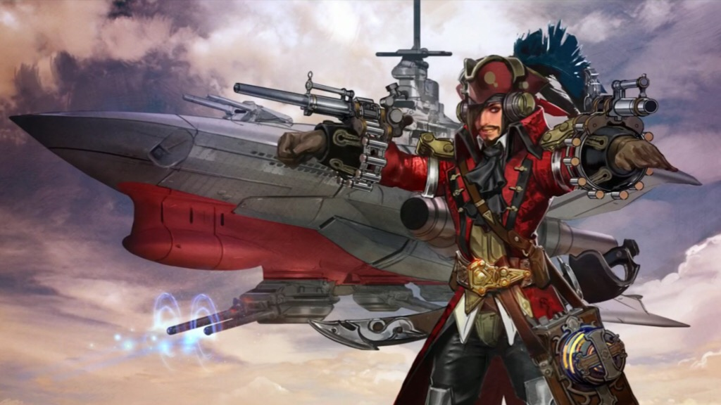 Cloud Rider Vox Tier 2