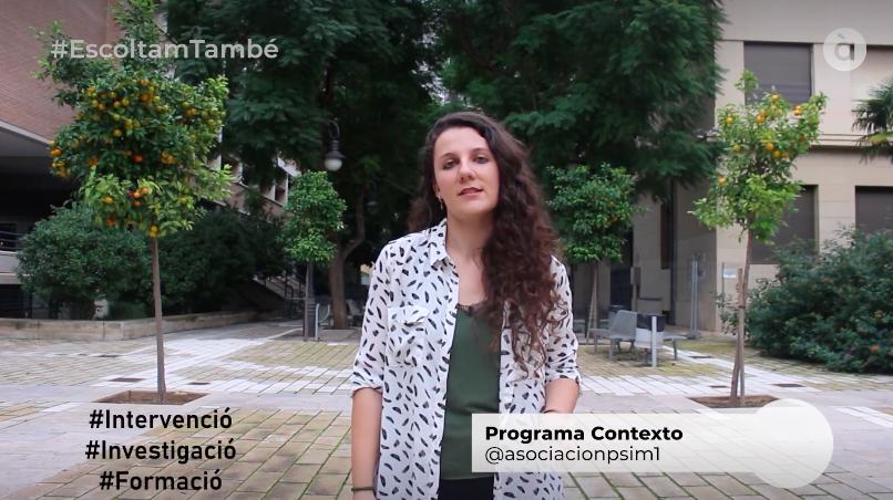 Imagen Contexto colabora en la campaña #EscoltamTambé de À Punt