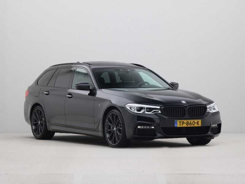 BMW 5 Serie Touring 530i High Executive M-Sport Automaat afbeelding 13