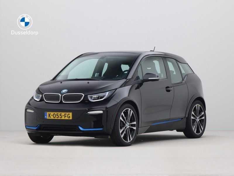 BMW i3 S 120Ah 42 kWh, 8% bijtelling afbeelding 1