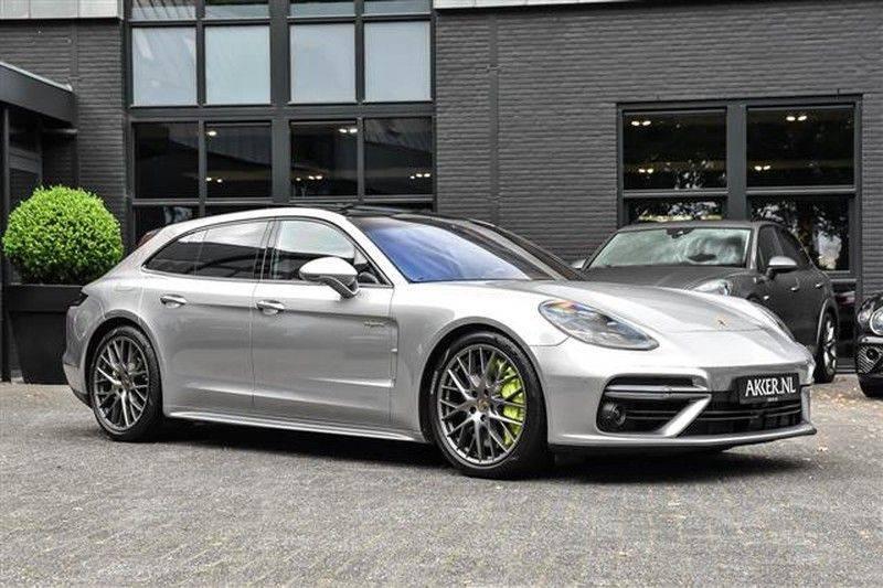 Porsche Panamera TURBO S E-HYBRID NP 258K,4WSTURING+BURMESTER afbeelding 13