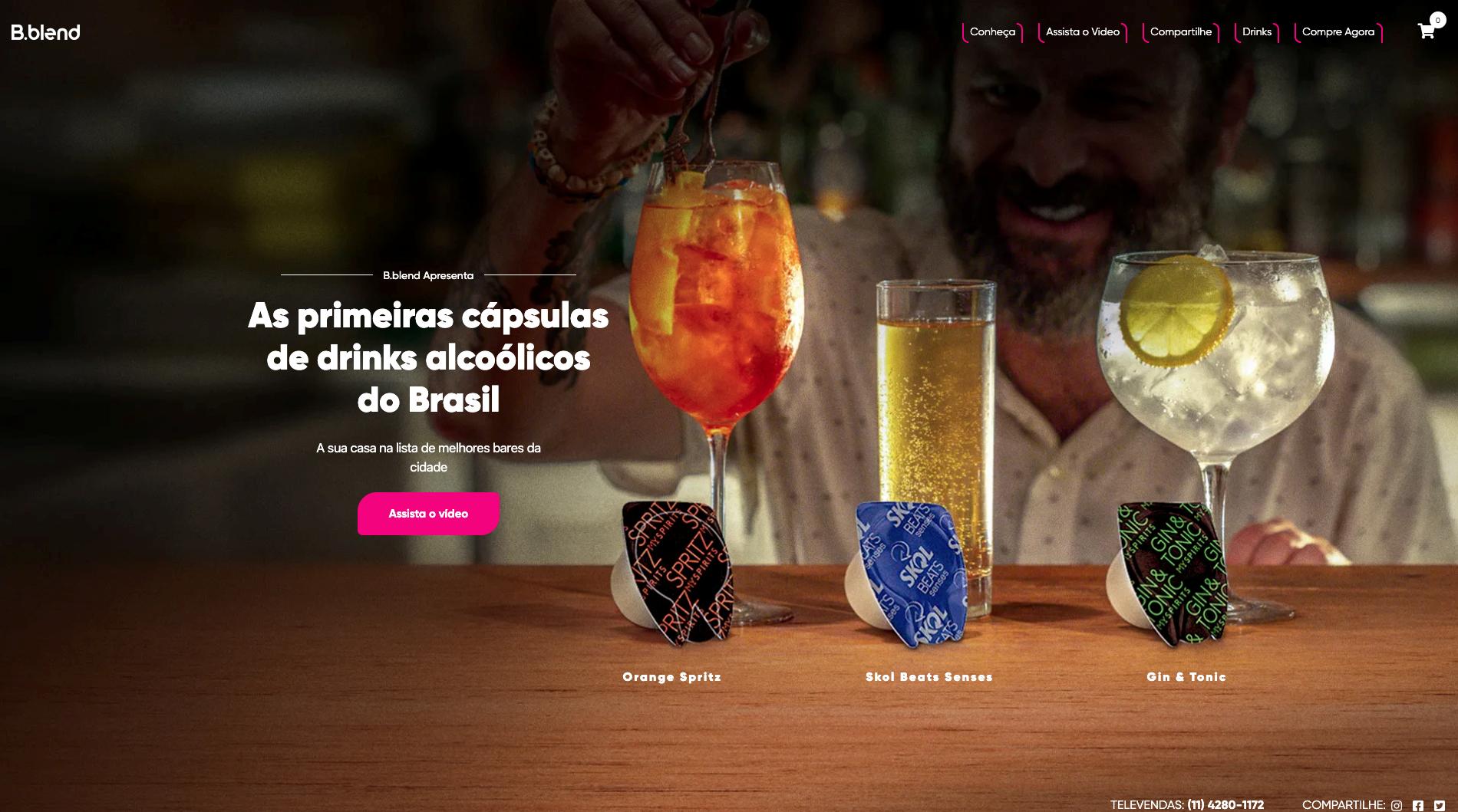 bblend-cap homepage