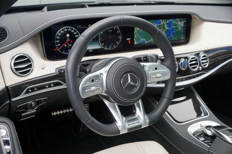 Mercedes-Benz S-Klasse 560 4Matic Lang Premium Plus 470pk / AMG / Nwpr: E186.000,- / Full Options! afbeelding 5