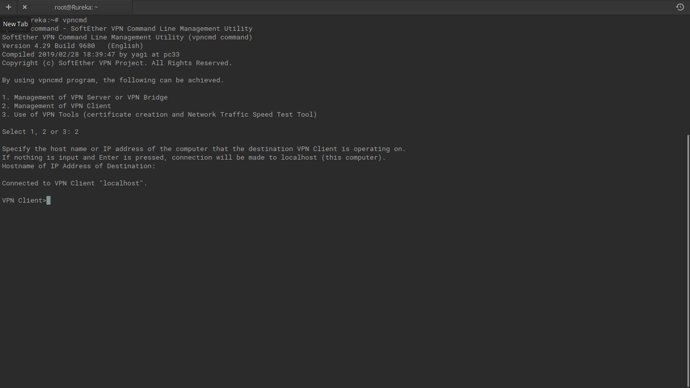 Cara Install dan Konfigurasi atau Setting Softether VPN di OpenWRT STB HG680P atau B860H