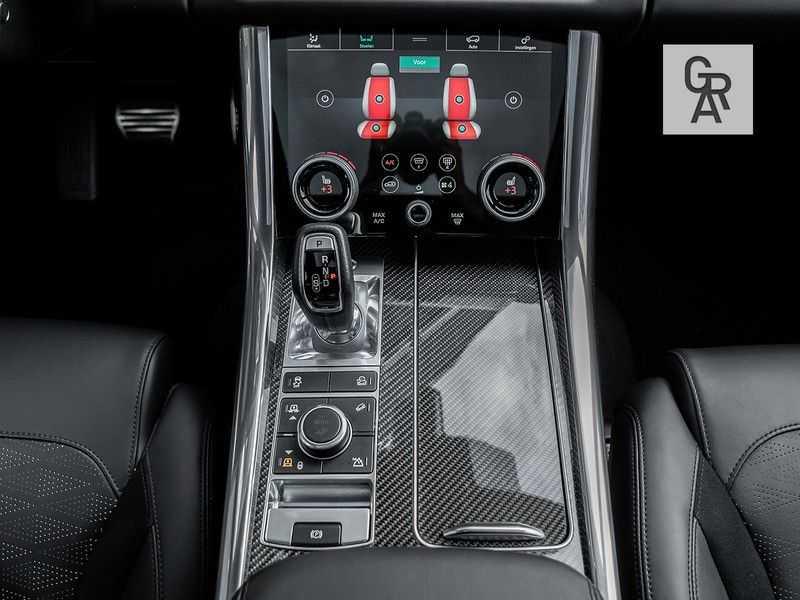Land Rover Range Rover Sport 5.0 V8 SC SVR afbeelding 17