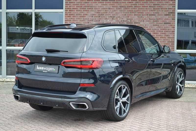 BMW X5 xDrive30d 265pk M-Sport Pano Luchtv Trekh DA+ PA+ Standk afbeelding 21