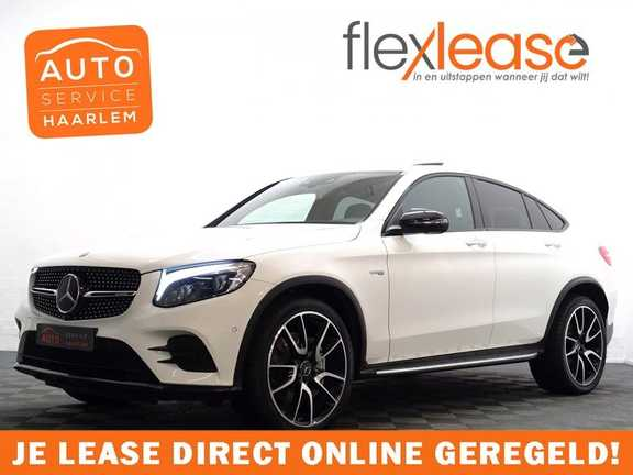 Mercedes-Benz GLC Coupé 43 AMG 4MATIC Bi Turbo 368pk 9G-Tronic - Full options !