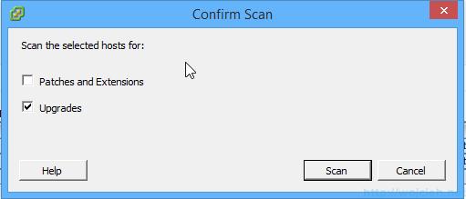 ESXi update - vSphere Update Manager 9