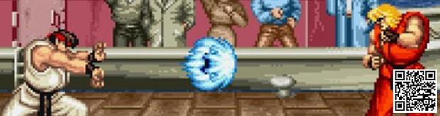 Screengrab of Street Fighter II Turbo