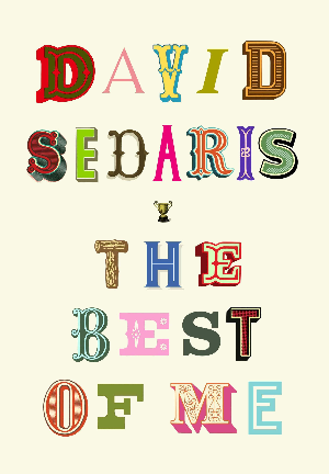 The Best Of Me by David Sedaris Book Cover