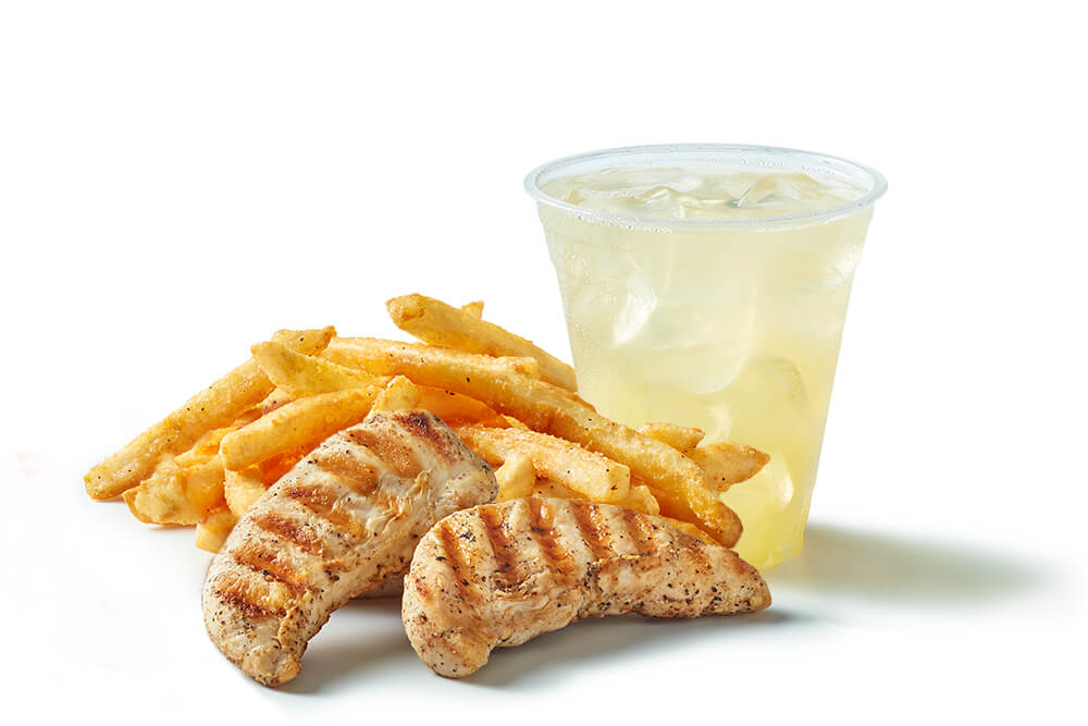 Photo of Grilled Chicken Tenders Meal
