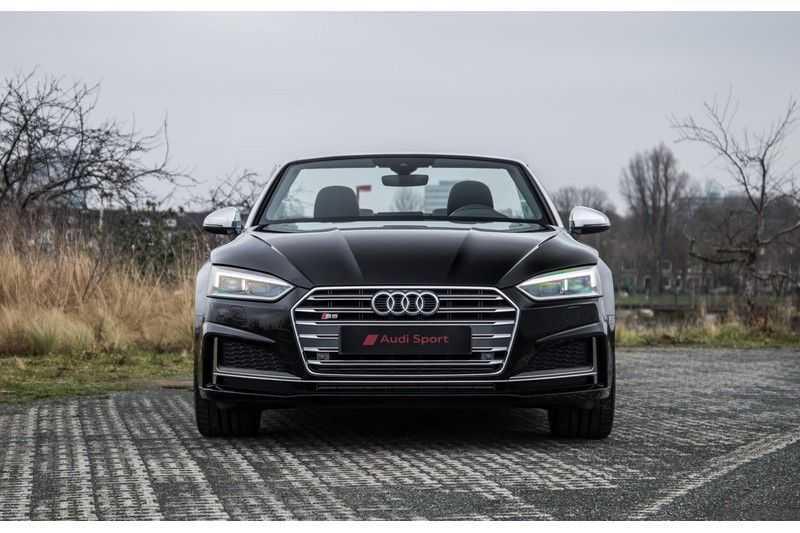 Audi A5 Cabriolet 3.0 TFSI S5 quattro | 354PK | Hoofdruimte verwarming | Trekhaak | Virtual Cockpit | Matrix LED | Camera afbeelding 5
