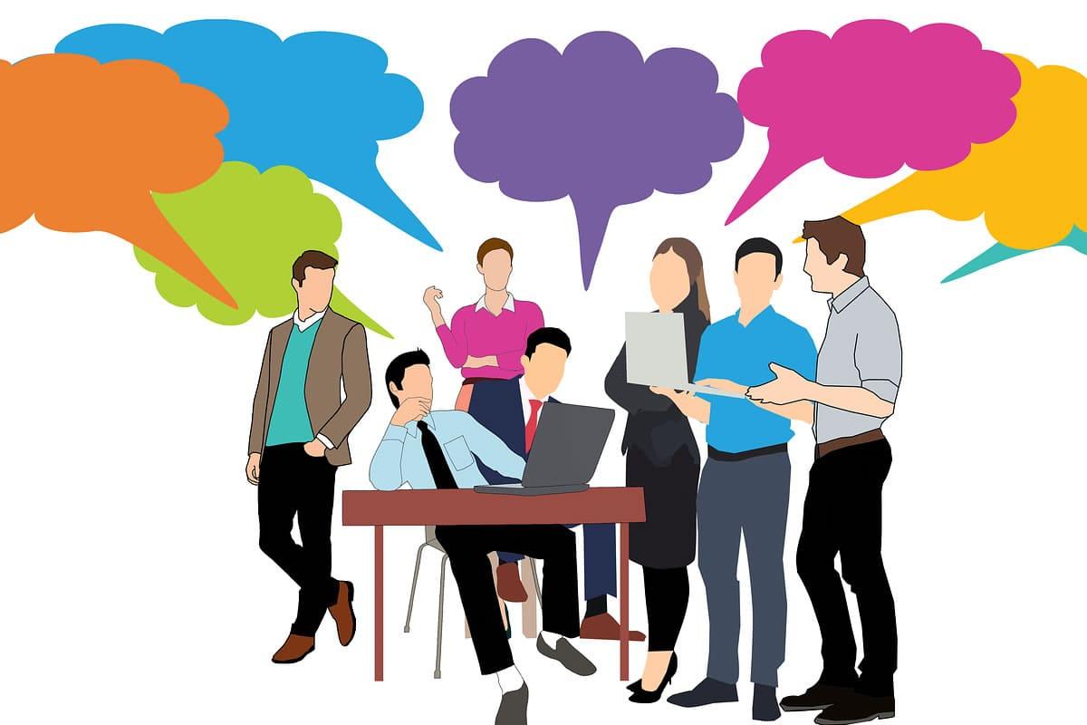 Qual a importância dos botões de compartilhamento?