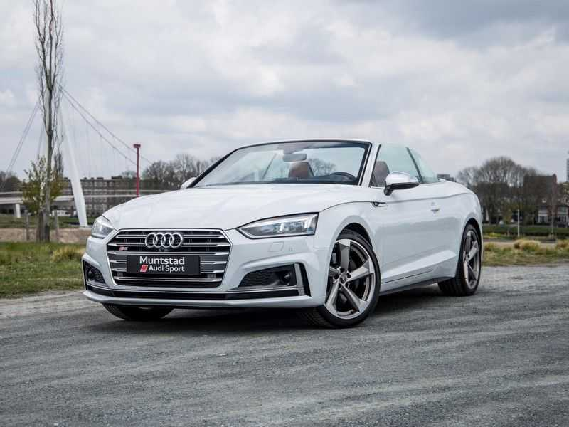 Audi S5 Cabriolet 3.0 TFSI S5 quattro Pro Line Plus 354PK | 2 x S-Line | Adapt.Cruise | Massage Stoelen | 360 Camera | afbeelding 18