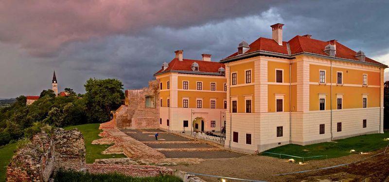 Projekt - Schloss Odescalchi Ilok