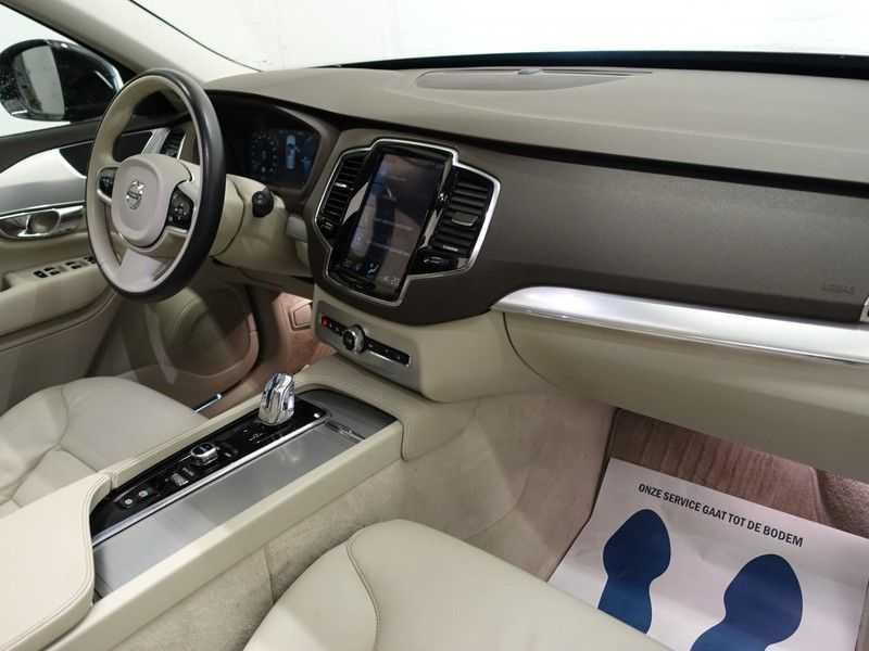 Volvo XC90 2.0 T8 Twin Engine 320pk R-Design uitv. Aut- 7 Pers, Pano, Leer, Camera, Head-up, Full! afbeelding 10