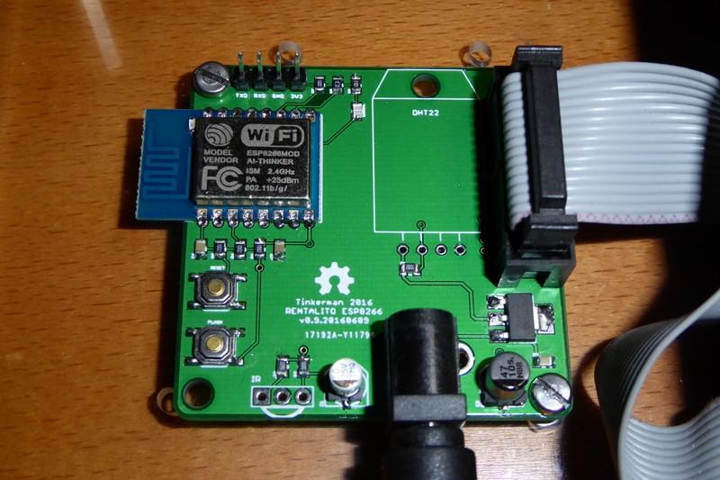 MQTT LED Matrix Display - Tinkerman