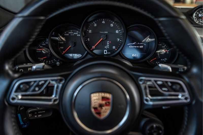 Porsche 911 Cabrio 3.0 Carrera 4S | Sportdesign | BOSE | SportChrono | Sportuitlaat | NP 184.000 afbeelding 12