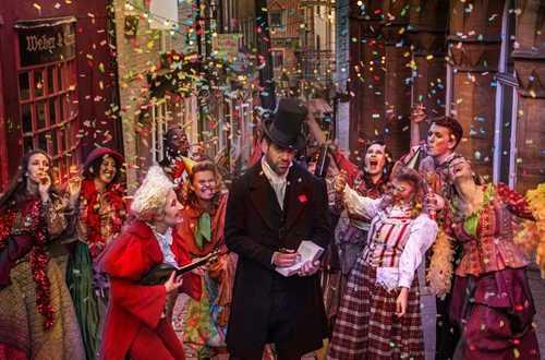A Christmas Carol - Bristol Old Vic At Home Season 2
