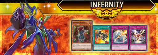 Infernity Breakdown | YuGiOh! Duel Links Meta