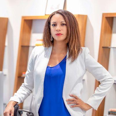 Athena Pearl Riley-Partner