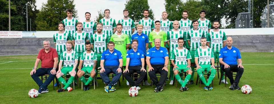 A-ploeg foto 2020 - 2021