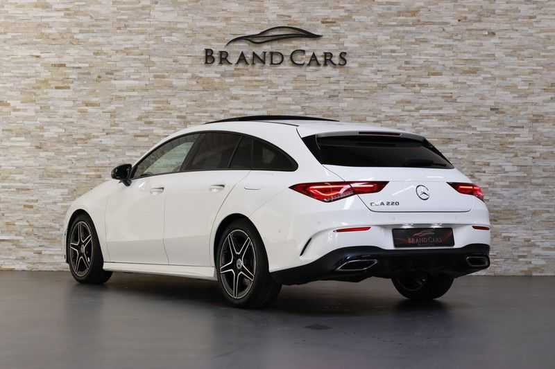 Mercedes-Benz CLA-Klasse Shooting Brake 220 Premium Plus | WIDESCREEN | AMG Pakket | Keyless entry | Massage stoelen |Panoramadak | Memory pakket | Burmester | Sfeerverlichting doorlopend | MULTIBEAM LED | Trekhaak | Vol opties afbeelding 5