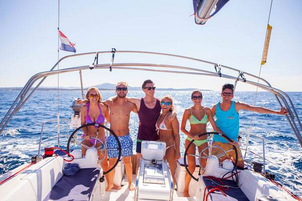 Capturing Your Sailing Holiday on Camera