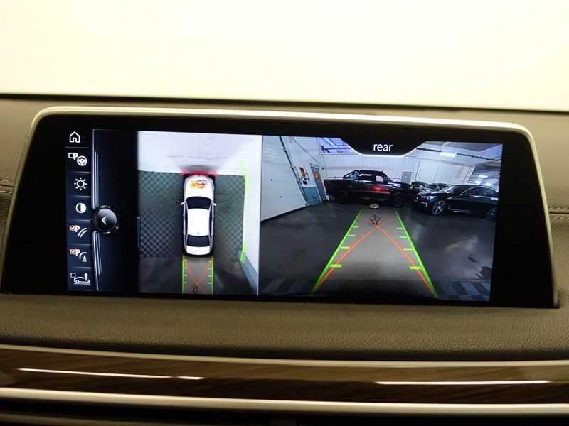 BMW 7 Serie 740D xDrive 320pk Individual M-Sport Aut8 Leer, 360 Camera, Full, 54 dkm afbeelding 15