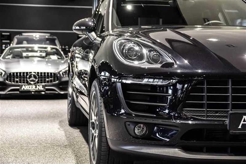 Porsche Macan 2.0 PANO.DAK+BOSE+PASM+20INCH+BIXENON afbeelding 18