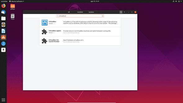 Instalador Ubuntu