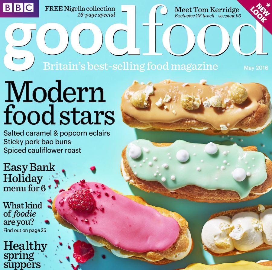 Good Food magazine cover