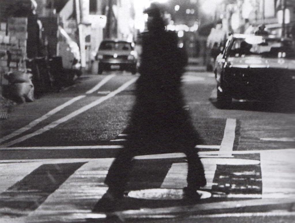 Кобо Абэ также известен своим интересом кфотографии, который выходил далеко зарамки простого увлечения играничил сманией. Нафото — один изснимков Абэ, источник: carabaas.livejournal.com