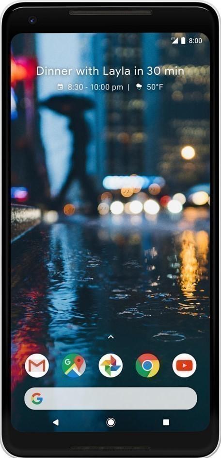 Pixel 2 XL Display