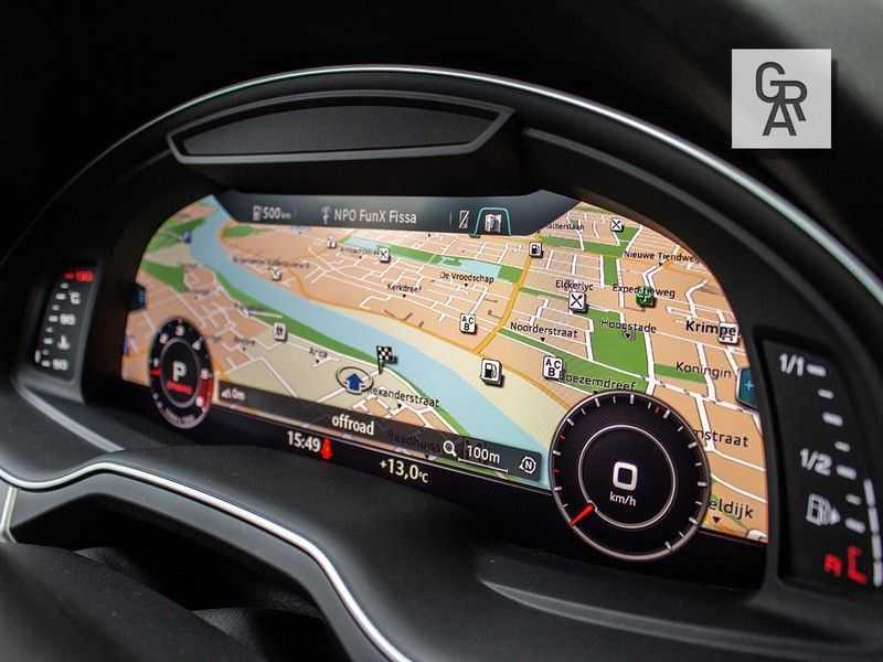 Audi SQ7 4.0 TDI SQ7 Quattro Pro Line S afbeelding 24