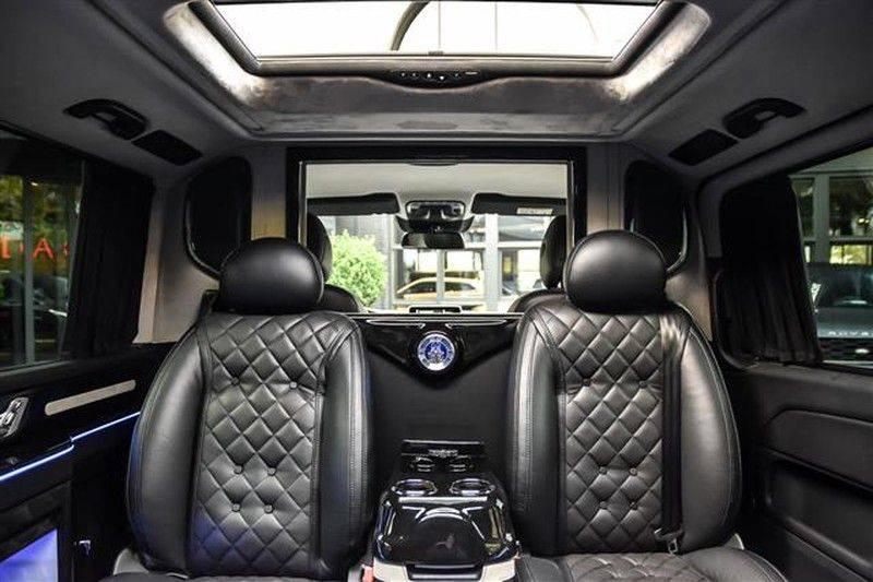 Mercedes-Benz V-Klasse V250D LANG VIP TV+4X CAPTAIN SEATS+CAMERA afbeelding 9