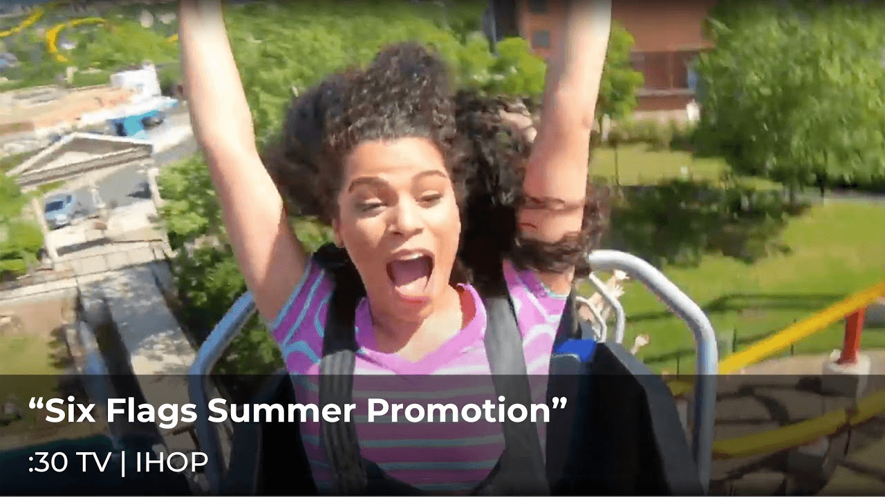 """""""Six Flags Summer Promotion"""""""