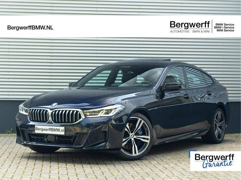 BMW 6 Serie Gran Turismo 630i High Executive - Luchtvering - Facelift - Driving Ass Prof afbeelding 1