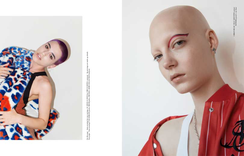 Elisabetta Cavatorta Stylist - Beauty - Viola Rolando - Mia Le Journal