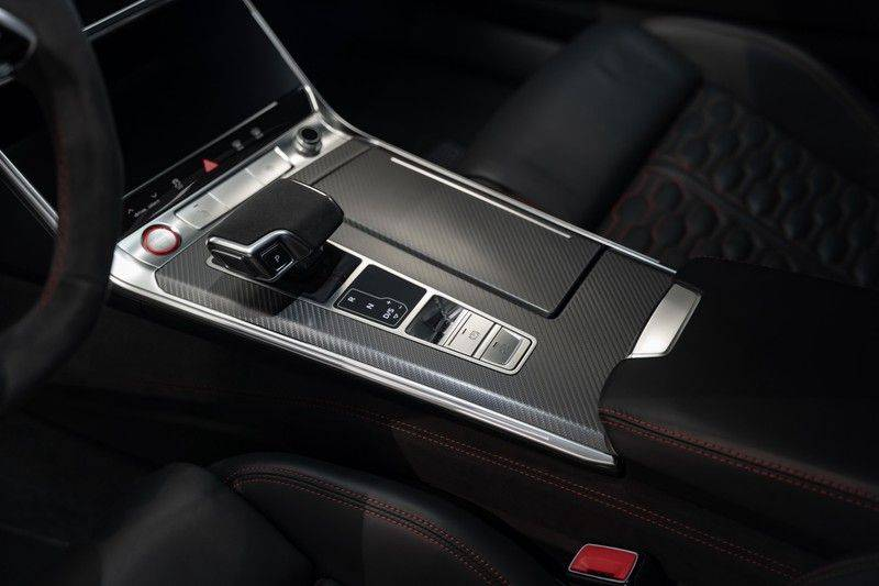 Audi A6 Avant RS 6 TFSI quattro Akrapovic B&O Panoramadak afbeelding 25