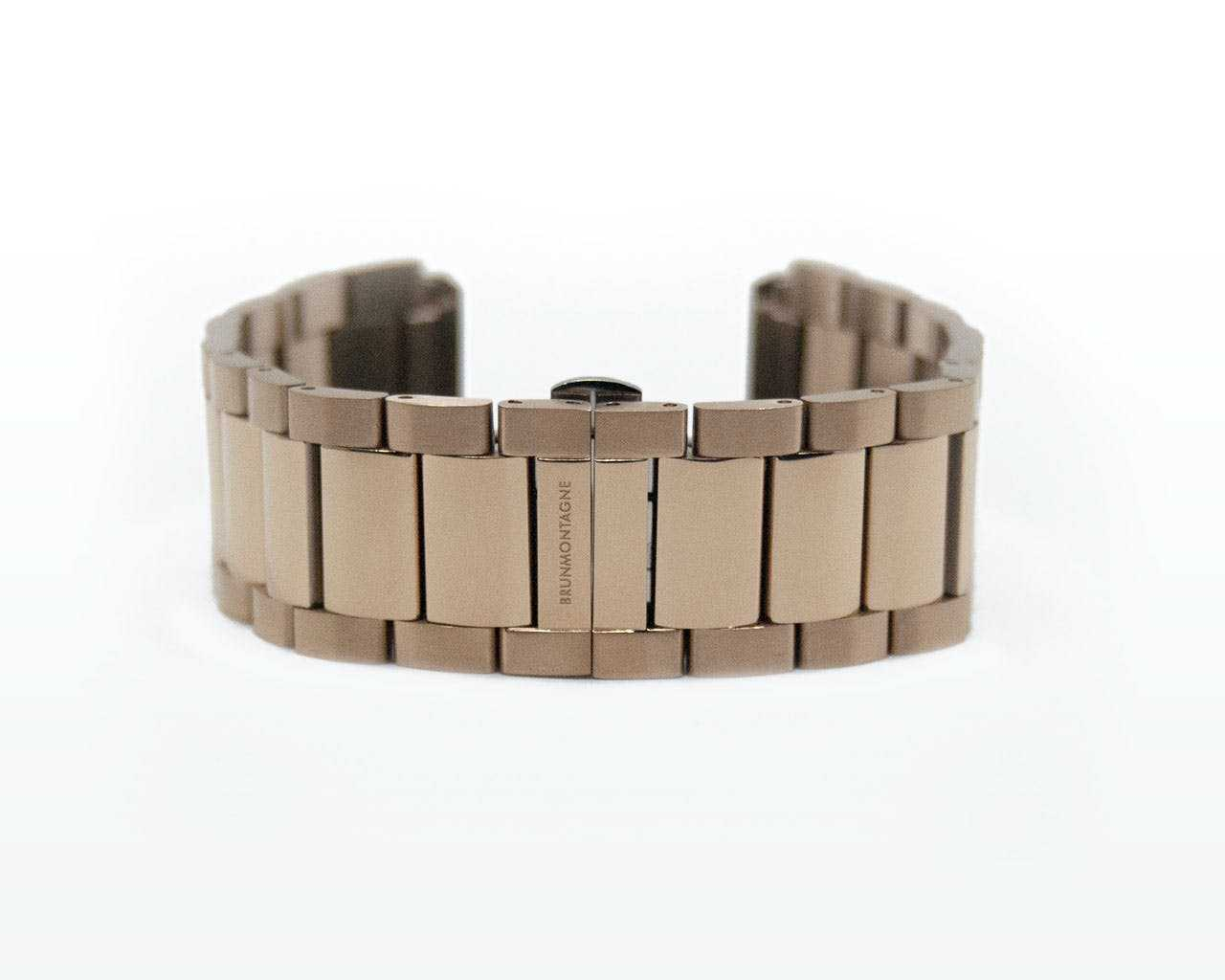 Rose gold strap for Representor - closed