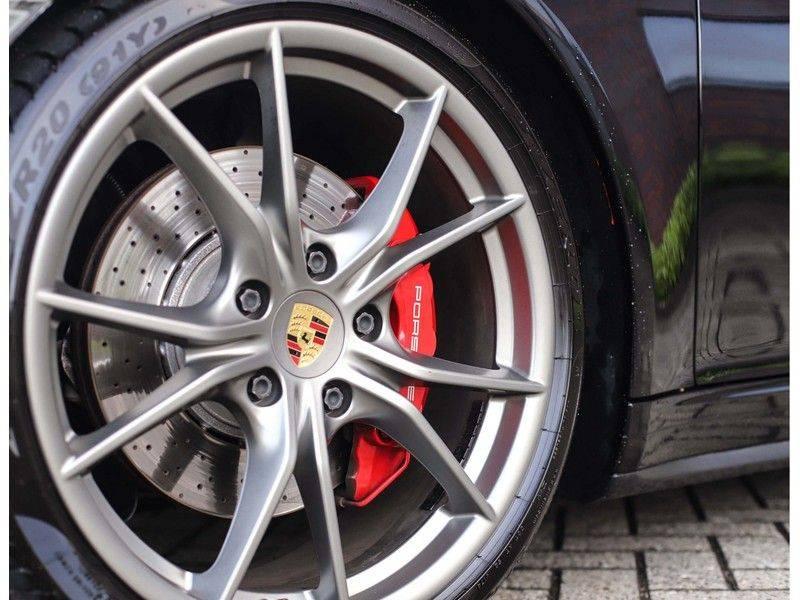 Porsche 911 Cabrio Carrera 4S *ACC*Bose*Chrono*Vierwielbesturing*Camera*Vol!* afbeelding 5