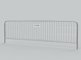 3.5m Crowd Control Barrier