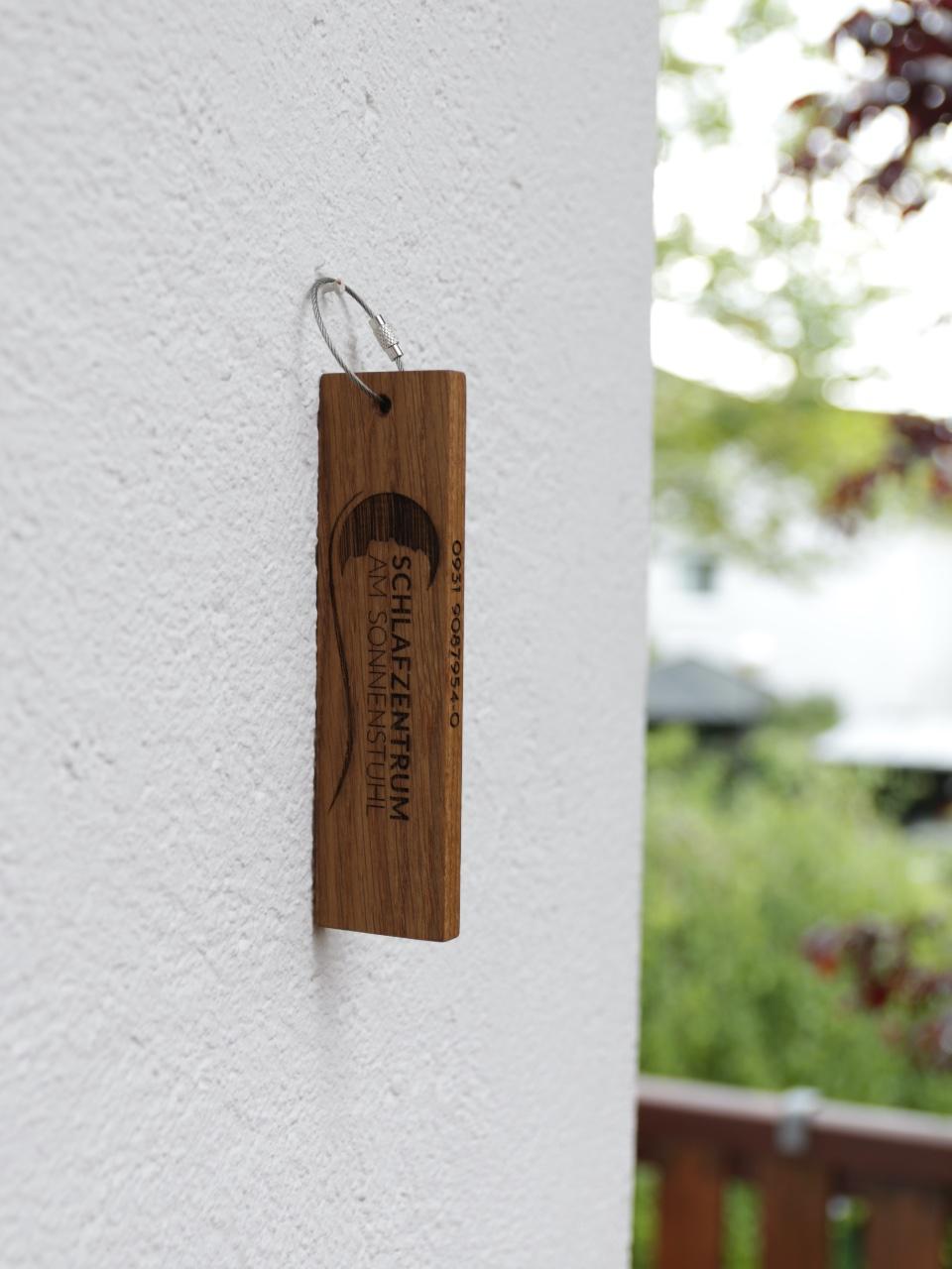 Zimmerschlüssel für IHr Hotel.