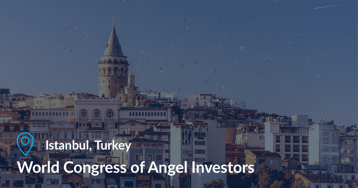 world congress of angel investors istanbul