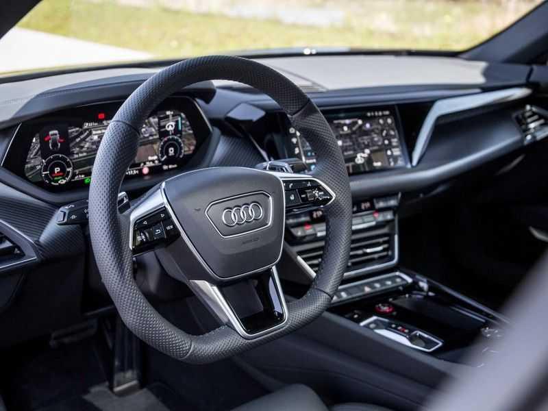 "Audi e-tron GT edition ZERO | Head-Up | B&O Sound | Carbon | S-Sportstoelen | Pano.Dak | Matrix LED | 21"" LM-velgen | afbeelding 18"