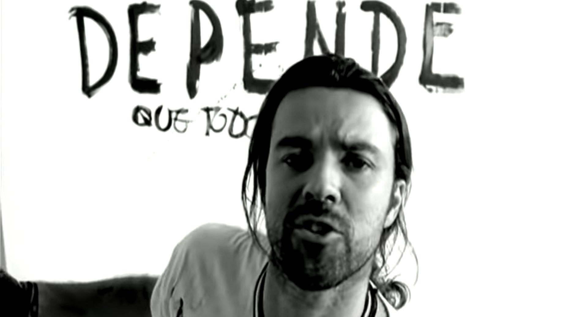 Depende - Jarabe de Palo Spanish and English lyrics